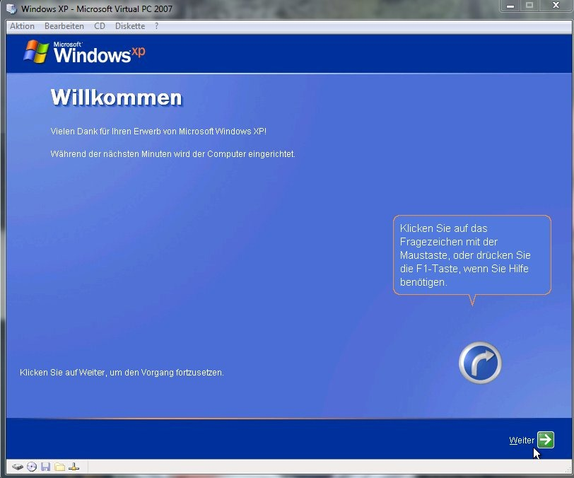 Windows Virtual Pc Xp Mode Windows  Home Premium